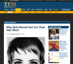Total Frat Move Finds Controversy; Says No to Girls with Short Hair